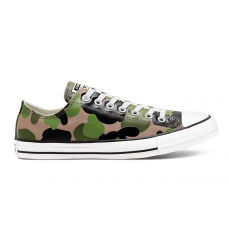 Converse Archival Camo Chuck Taylor All Star High Low Shoe