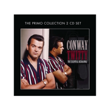 Conway Twitty The Essential Recordings (CD) egyéb zene