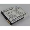 Coolpad 8810  1350mAh Telefon Akkumulátor