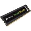 Corsair 16GB ValueSelect DDR4 2133MHz CL15 Single-channel memória