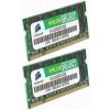 Corsair 2X2GB  800MHz DDR2  non-ECC CL5 SODIMM