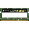 Corsair 8GB 1600MHz DDR3 SODIMM CL11 1.35V Single-channel notebook memória