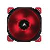Corsair Air Series ML140 PRO Magnetic Levitation Fan, LED red, 140mm hűtőventillátor
