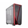 Corsair Carbide SPEC-04 Tempered Glass Black/Red (CC-9011117-WW)
