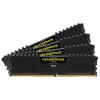 Corsair DDR4 16GB 3733MHz Corsair Vengeance LPX Black CL17 KIT4 (CMK16GX4M4B3733C17)