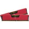 Corsair DDR4 16GB 4000MHz Corsair Vengeance LPX Red CL19 KIT2 (CMK16GX4M2E4000C19R)