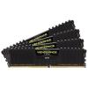 Corsair DDR4 16GB PC 3200 CL15 CORSAIR KIT (4x4GB) Vengeance Black  CMK16GX4M4C3200C16