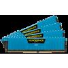 Corsair DDR4 32GB PC 2400 CL14 CORSAIR KIT (4x8GB) Vengeance Blue  CMK32GX4M4A2400C14B