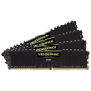 Corsair DDR4 32GB PC 3000 CL15 CORSAIR KIT (4x8GB) Vengeance Black  CMK32GX4M4C3000C15