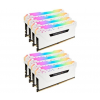 Corsair DDR4 64GB 3000MHz Corsair Vengeance RGB PRO White CL15 KIT8 (CMW64GX4M8C3000C15W)