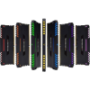 Corsair DDR4 64GB PC 2666 CL16 CORSAIR KIT (8x8GB) Vengeance Black  CMR64GX4M8A2666C16
