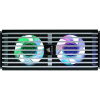 Corsair Dominator Airflow Platinum RGB Lighting Node PRO RAM hűtőrendszer