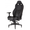 Corsair Gaming Chair T2 ROAD WARRIOR High Back Desk and Office Chair Black/Black