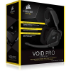Corsair Gaming Void Pro Surround Dolby 7.1 Gaming Headset fekete fejhallgató (EU)