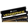 Corsair SO-DIMM DDR4 16GB 2666MHz Corsair Vengeance CL18 KIT2 (CMSX16GX4M2A2666C18)