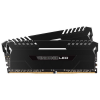 Corsair Vengeance Black Heat spreader White LED ,DDR4, 3000MHz 32GB DIMM memória
