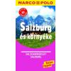 Corvina Kiadó Siegfried Hetz: Salzburg és környéke - Marco Polo