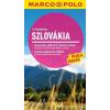 Corvina Kiadó Szlovákia - útitérképpel