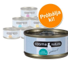 Cosma Nature vegyes próbacsomag - 6 x 280 g (6 ízben: csomag II)