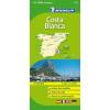 Costa Blanca térkép - Michelin 123