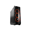 Cougar Panzer G Tempered Glass Midi-Tower - fekete (385GMM0.0001)