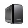 Cougar QBX Mini ITX ház - fekete hálós ablak