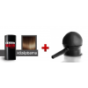 Cover Hair Volume hajdúsító, 30 g, középbarna + szórófej
