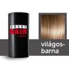 Cover Hair Volume hajdúsító, 30 g, világosbarna