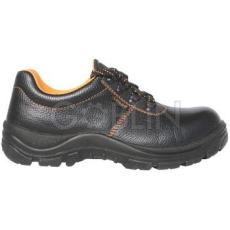 Coverguard CARLO (S1) cipõ, acél orrmerevítõ, széles orr-rész, csúszásbiztos, olajálló talp