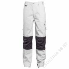 Coverguard CLASS fehér nadrág -S