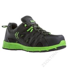 Coverguard MOVE GREEN S3 SRA cipő, alumínium lábujjvédő, zöld -38