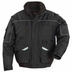 Coverguard RIPSTOP 2/1 dzseki, fekete, szakadásbiztos -M