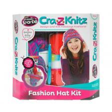 CRA-Z-KNITZ Cra-Z-Knitz - Trendi Csajszi Sapi Design kreatív és készségfejlesztő