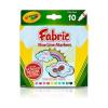 Crayola : 10 darabos textilfilc készlet