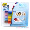 Crayola Color Wonder: maszatmentes filctoll utántöltő 10 darabos