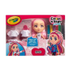 Crayola Colour n Style Dolls Deluxe - Rose