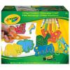 Crayola Crayola - Állatfigurás kreatív kollázs készlet