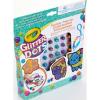 Crayola Glitteres Dekorgyöngyök: Kulcstartó készlet