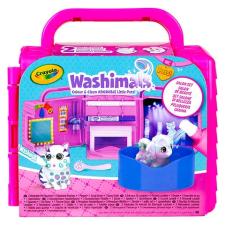 Crayola Washimals: kimosható állatkák - kozmetikai szalon játékfigura