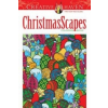 Creative Haven ChristmasScapes Coloring Book – Jessica Mazurkiewicz