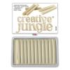 Creative Jungle natúr gyurma, 200 g