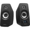 Creative T15 Bluetooth 2.0 hangszóró - fekete (51MF1670AA000)