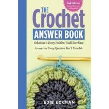 Crochet Answer Book, the – Edie Eckman idegen nyelvű könyv