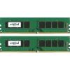Crucial 16GB (2x8GB) DDR4 2400MHz CT2K8G4DFS824A