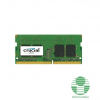 Crucial 4GB 2400MHz DDR4 Notebook RAM CL17 (CT4G4SFS824A) (CT4G4SFS824A)