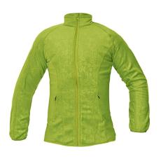 CRV YOWIE női polár kabát zöld XL