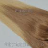 Csatos eredeti póthaj (Ombre) szupervilágos barna/platina szőke