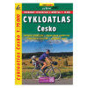 Csehország kerékpáros atlasz / Shocart