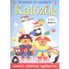 CSENGŐKERT KIADÓ / ZAGORA BOGOS KATALIN: KALÓZOK /MATRICÁS, ÖLTÖZTETŐS FOGLALKOZTATÓ +70 MATRICA