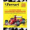Csengőkert Könyvkiadó A Scuderia Ferrari leggyorsabb versenyautói - Ferrari foglalkoztató fiataloknak több mint 100 matricával